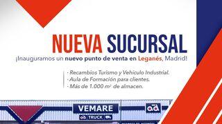 Grupo Vemare abre punto de venta en Leganés (Madrid)
