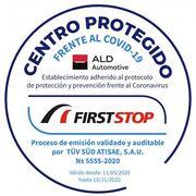 First Stop es la primera red de mecánica en obtener un sello de taller seguro frente al Covid