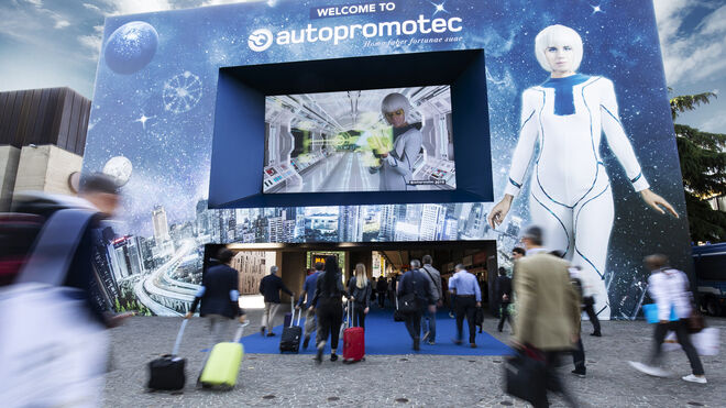 Autopromotec se retrasa hasta 2022