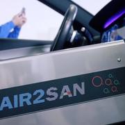 Texa presenta Air2 San, su nueva solución para la desinfección de vehículos