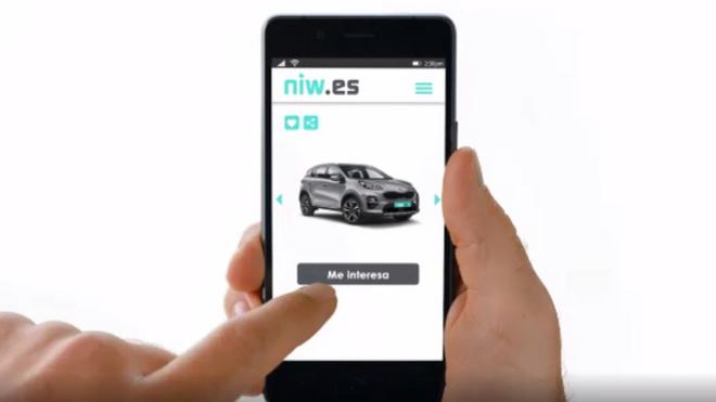 Nace la plataforma niw de Faconauto para la venta online de coches de 0 a 5 años