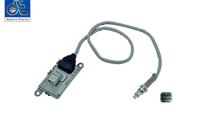 Los sensores NOx en vehículos industriales: funcionamiento y cómo sustituirlos
