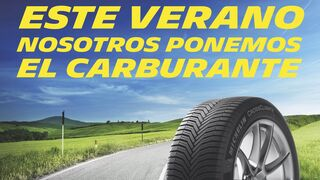 Confortauto regala hasta 80 euros en carburante por la compra de neumáticos Michelin