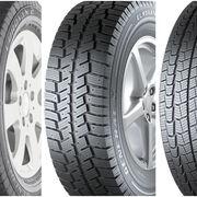 Así es la nueva gama de neumáticos de furgoneta General Tire, para verano, invierno y all season