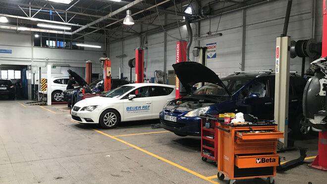 Elevadores de vehículos: consejos para un correcto mantenimiento