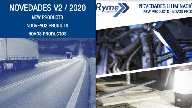 Ryme Automotive presenta sus novedades en recambios para V.I. e iluminación