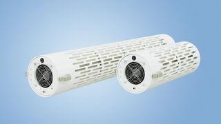 Webasto ofrece sistemas de filtrado de aire Hepa adaptados a todos los vehículos