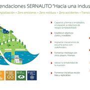 Los proveedores de automoción impulsan la industria 4.0 sostenible