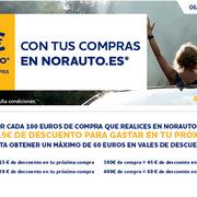 Norauto ofrece descuentos de hasta 60 euros a sus clientes