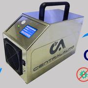 Nuevo generador de ozono de Centralauto: desinfección, desodorización y seguridad, todo en uno