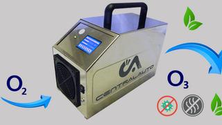 Generador de ozono de Centralauto