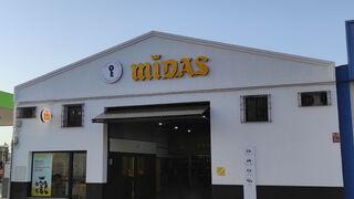 Midas abre taller en Las Lagunas de Mijas (Málaga) y alcanza los 161 centros en España