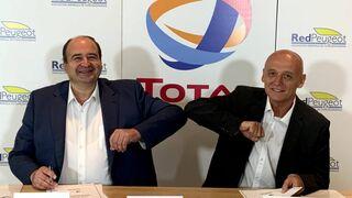 La Asociación Española de Concesionarios Peugeot y Total España renuevan alianza