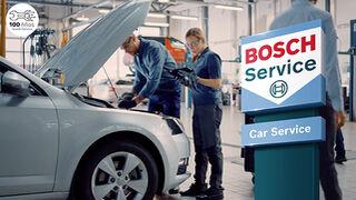 Bosch Car Service se anuncia en televisión