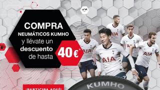 Kumho regala hasta 40 euros por la compra de su sus neumáticos
