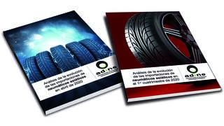 Las importaciones de neumáticos asiáticos en Consumer cayeron el 21% hasta abril