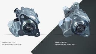Dirección asistida para vehículos industriales pesados