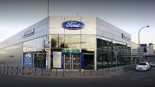 El concesionario Ford Barral Auto (Madrid) recibe por 13ª vez consecutiva el Chairman's Award