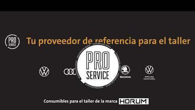 PRO Service: el proveedor de referencia para el taller