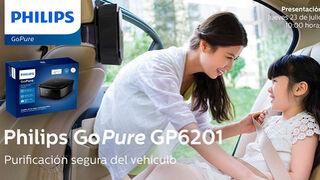 Así funciona Philips GoPure GP6201, el aliado para una purificación segura del aire
