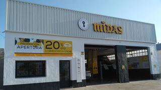 Midas se estrena en Extremadura con un nuevo taller en Cáceres