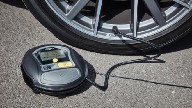 Ring ofrece una gama de compresores de aire Rtc para el cuidado de los neumáticos