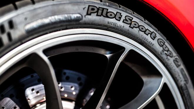 Michelin Pilot Sport Cup2 Connect, nuevo neumático para coches deportivos