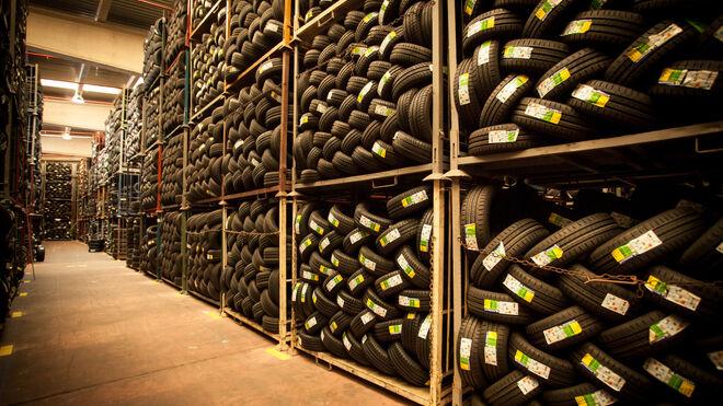El sector del neumático se recupera a buen ritmo, según Grupo Andrés