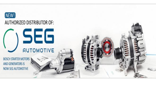 Grupo PSH, distribuidor autorizado de Seg Automotive en Europa