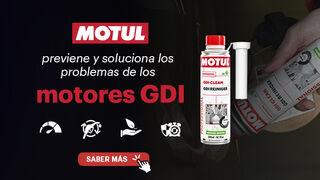 El nuevo aditivo de Motul GDI Clean garantiza el máximo rendimiento del motor