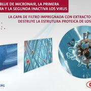 Filtros de habitáculo MicronAir®: la gama más completa para respirar tranquilo