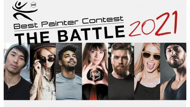 R-M retrasa a junio de 2021 la final internacional de su Best Painter Contest