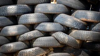 La gestión de los neumáticos fuera de uso pone rumbo a la economía circular
