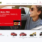 Banner estrena web en español