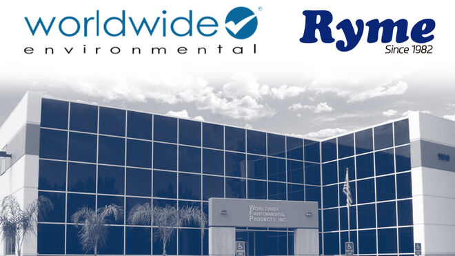 Worldwide Environmental adquiere Ryme