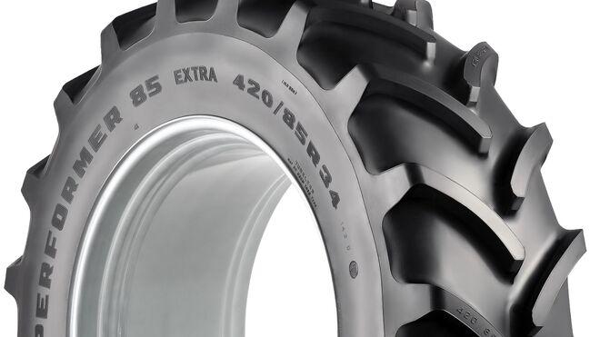 Firestone lanza el neumático Performer Extra con una mejora del 20% de vida útil