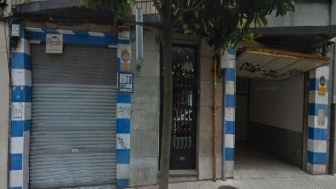 El dueño de un taller asturiano sufre la ocupación ilegal de su negocio durante dos años