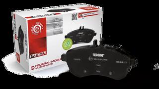La tecnología Eco-Friction de Ferodo permite pastillas de freno ecológicas, seguras y de excelente rendimiento