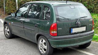 Avería en un Opel Corsa B: el motor da tirones cuando el coche está en marcha