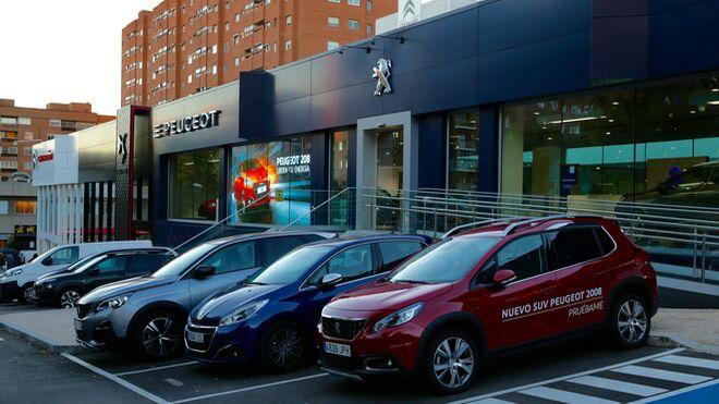 Las ventas de usados crecieron el 3,4% en agosto, impulsadas por los coches de hasta cinco años