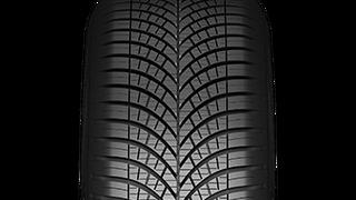 Goodyear, pionero en fabricar un neumático todo tiempo de clase A y marcaje de invierno