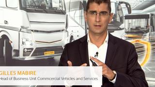 Los principales desafíos del vehículo comercial, según Continental