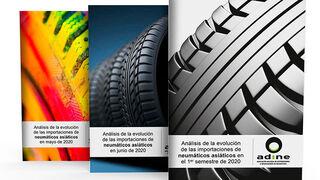La importación de neumáticos asiáticos en consumer cayó el 37,4% en el primer semestre
