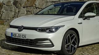 Bridgestone incluye la tecnología de neumáticos Enliten en el nuevo Golf 8 de VW