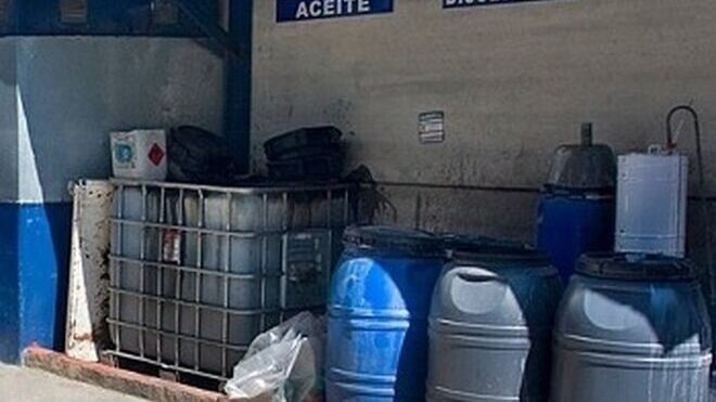 Cómo realizar la gestión de residuos en el taller