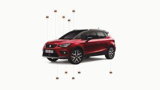 Seat ofrece revisiones gratuitas de 20 puntos del vehículo en sus talleres oficiales