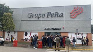 """Grupo Peña: """"La situación de Establiments Coll en nada nos afecta"""""""