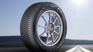 Goodyear presenta la tercera generación de su neumático Vector 4Seasons Gen-3 todo tiempo