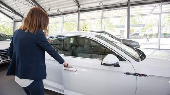 Los españoles aplazarán la compra de coches por la crisis del coronavirus