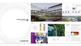 Nexen Tire publica su primer informe sobre sostenibilidad
